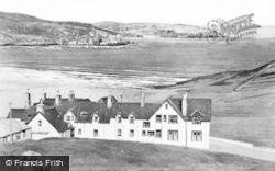 Bettyhill, Bettyhill Hotel Overlooking Naver Bay c.1950