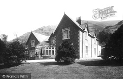 Betws Garmon, C.E Holiday Home, Plas Y Nant c.1930
