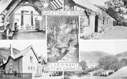 Betws Garmon, Composite c.1950