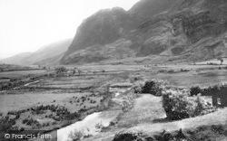 Elephant Mountain 1933, Betws Garmon