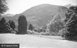 Betws Garmon, Elephant Mountain From Plas-Y-Nant 1952