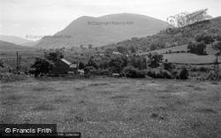 Betws Garmon, Elephant Mountain From Waen Fawr 1952