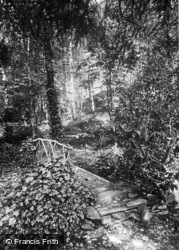 Betws Garmon, In The Grounds, Plas Y Nant c.1930