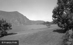 Llyn Cwellyn 1955, Betws Garmon