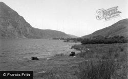 Betws Garmon, Llyn Quellyn 1955
