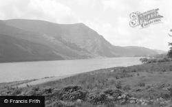 Betws Garmon, Llyn Quellyn And The Elephant 1966