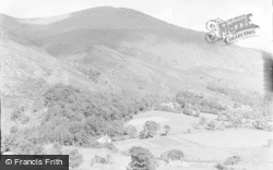 Betws Garmon, Plas-Y-Nant C.E Holiday Home With Foel Gron 1950