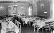 Betws Garmon, The Dining Room, Plas Y Nant 1963