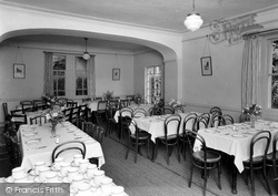 Betws Garmon, The Dining Room, Plas Y Nant Ce Holiday Home 1950
