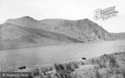 Betws Garmon, The Elephant And Llyn Quellyn 1955