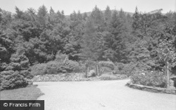 Betws Garmon, The Rockery, Plas-Y-Nant 1952