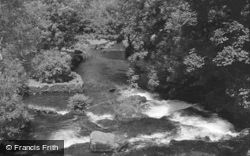 The Waterfall 1952, Betws Garmon