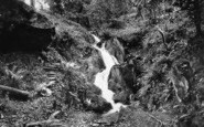 Betws Garmon, The Waterfall, Plas-Y-Nant C.E Holiday Home 1950
