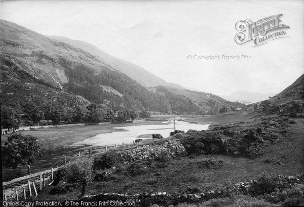 Betws Garmon, Valley 1895