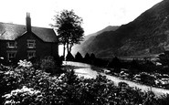 Betws Garmon, View From Rock Garden, Plas Y Nant c.1930