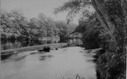 Betws-Y-Coed, Beaver Pool 1891