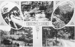 Betws-Y-Coed, Composite c.1930