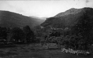 Betws-Y-Coed, Conway Valley c.1876