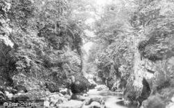 Betws-Y-Coed, Fairy Glen 1890