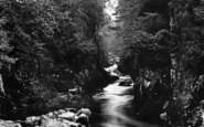 Betws-Y-Coed, Fairy Glen 1891