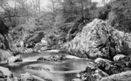 Betws-Y-Coed, Fairy Glen 1892