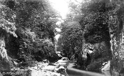 Fairy Glen c.1876, Betws-Y-Coed
