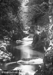Fairy Glen c.1930, Betws-Y-Coed