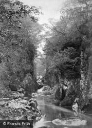 Gorge c.1880, Betws-Y-Coed