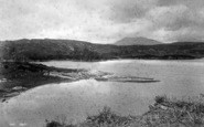 Betws-Y-Coed, Llyn Elsi And Moel Siabod 1892