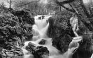 Betws-Y-Coed, Machno Falls 1892