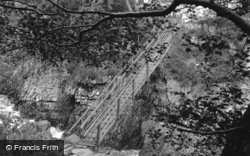 Miners Bridge 1953, Betws-Y-Coed