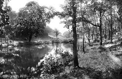 On The Llugwy 1891, Betws-Y-Coed