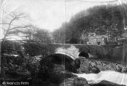 Pont Y Pair 1892, Betws-Y-Coed