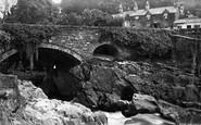 Betws-Y-Coed, Pont Y Pair c.1876