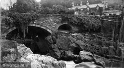 Pont Y Pair c.1876, Betws-Y-Coed