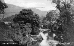 Betws-Y-Coed, River Llugwy c.1930