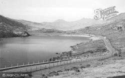 Betws-Y-Coed, Snowdon From Capel Curig c.1947
