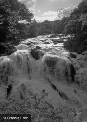 Swallow Falls 1952, Betws-Y-Coed