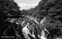 Swallow Falls 1963, Betws-Y-Coed