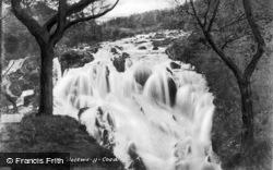 Betws-Y-Coed, Swallow Falls c.1930