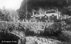 The Bridge c.1930, Betws-Y-Coed