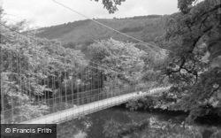 The Chain Bridge 1962, Betws-Y-Coed