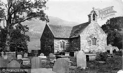 The Church c.1876, Betws-Y-Coed