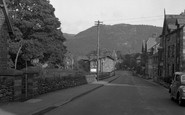 Betws-Y-Coed, Town 1953