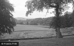Betws-Y-Coed, View From Rhydlanfair 1968