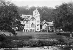 Waterloo Hotel  1892, Betws-Y-Coed