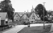 Betws Yn Rhos, The Village Hall c.1960