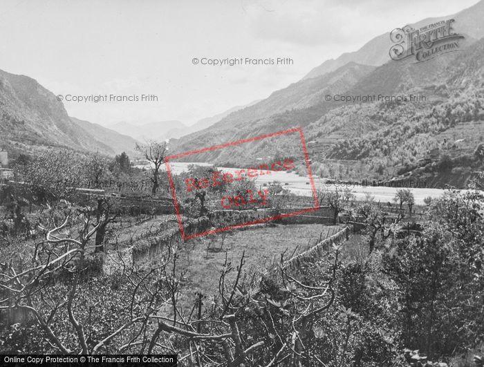 Photo of Beuil, Gorges Du Cians c.1939