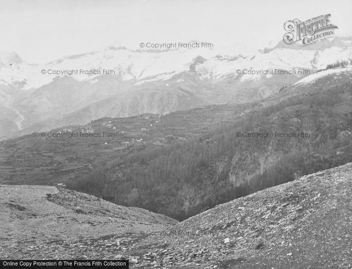Photo of Beuil, The Mountains c.1939