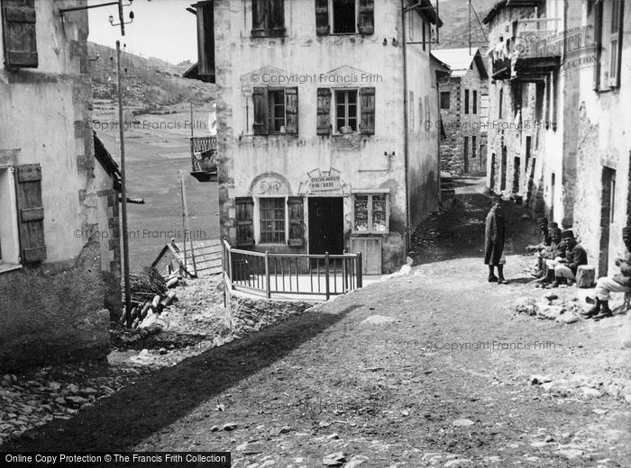 Photo of Beuil, The Village 1939